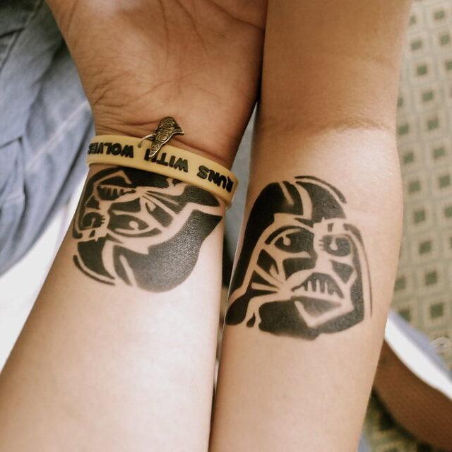 Airbrush tattoos 1