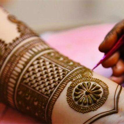 henna tattoo 2