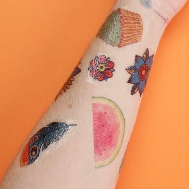transfer tattoo