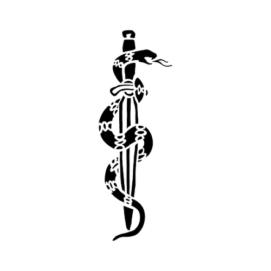 Меч и змея