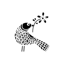Мирная пташка