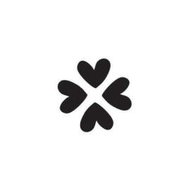 Цветочек сердец