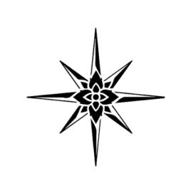 Восьмилучевая звезда