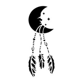Сонная луна